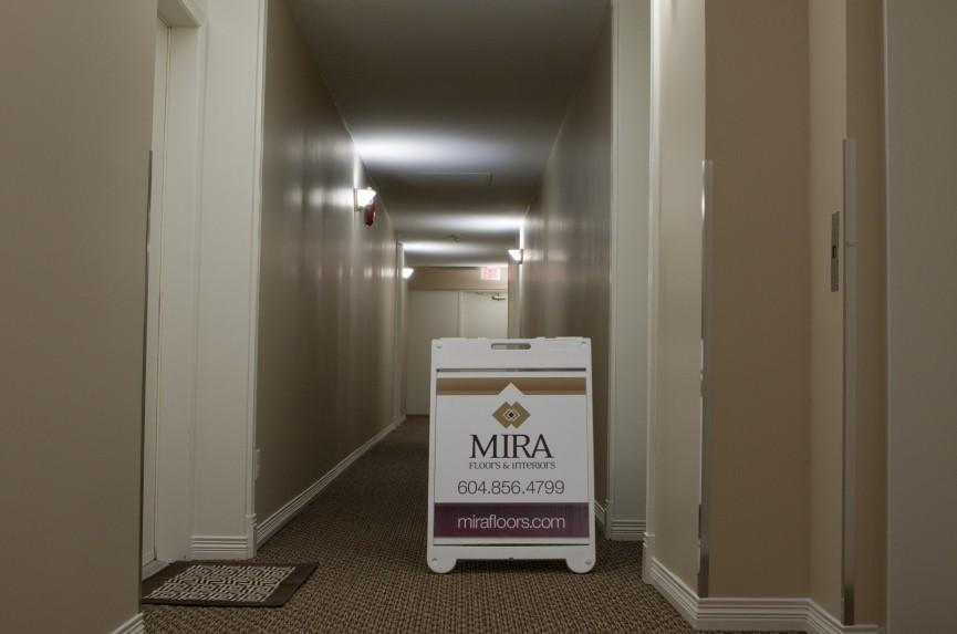 Burnaby strata carpet hallway.jpg