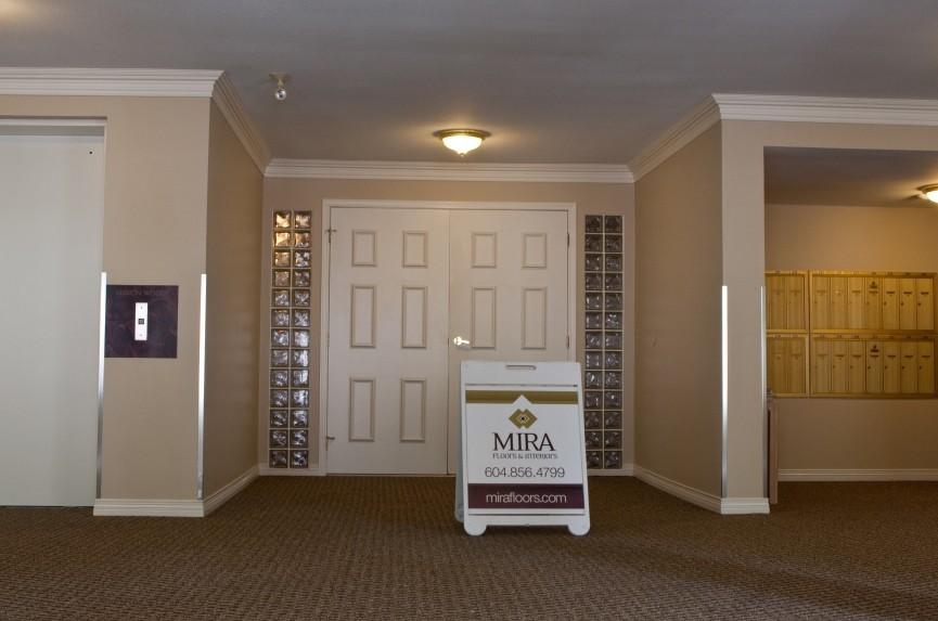 Burnaby strata carpet lobby.jpg