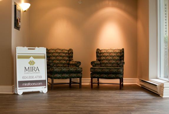 Mira Hardwood Flooring