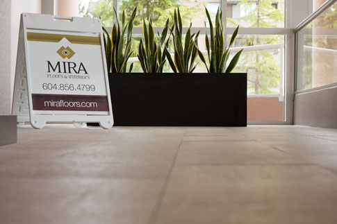 Mira Tile Flooring Projects
