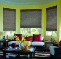 Bamboo Blinds Vancouver Window Coverings