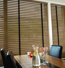 metal aluminum blinds - window coverings vancouver