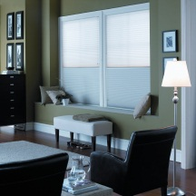 Pleated Shades - Window Coverings Vancouver