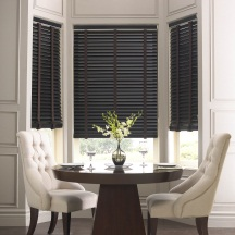 Real Wood Blinds - Window Coverings Vancouver